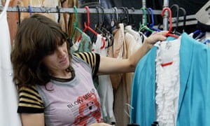 Clothes swapping, or swishing, is a free alternative to hitting the shops