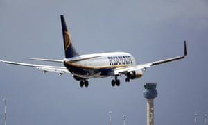 Ryanair backs down on paying passenger costs