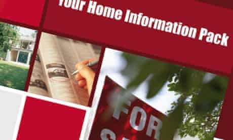 Home information packs scrapped