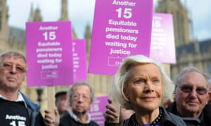 Equitable Life customers will be cheered by the coalition agreement to compensate victims