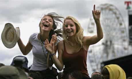 Ten of the best … ways to save money at a festival