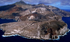Ascension Island south Atlantic