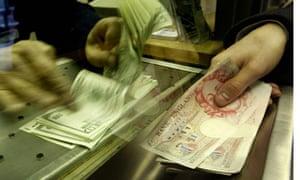 travel money exhange