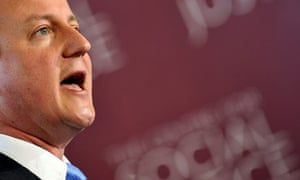 Dormant accounts to fund 'big society' bank, says David Cameron