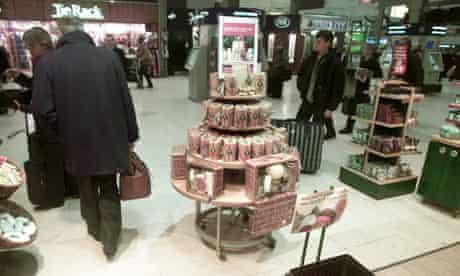 heathrow shoppers