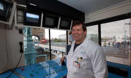A working life: The Tower Bridge operator