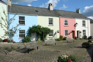 Trading up, trading down: Trading down in South Brent, Devon