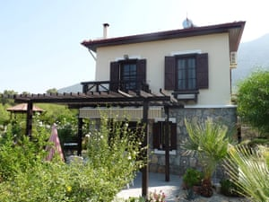 Trading up, trading down: Overseas home in Ovacik, Turkey
