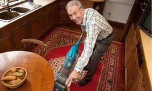 Warwick Dixon Dyson vacuum cleaner