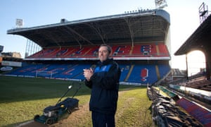 A working life: The football groundsman | Money | The Guardian