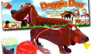 Doggie Doo toy