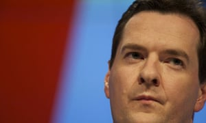 George Osborne at the Conservative Party Conference - Manchester 2011