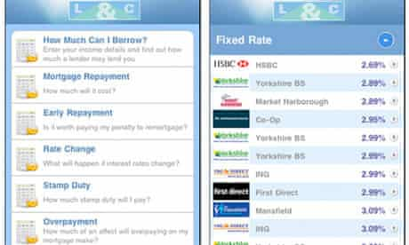 London & Country iPhone app