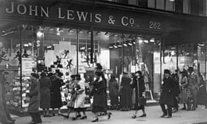 John Lewis: never knowingly undersold?