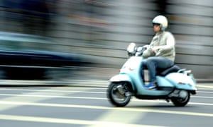 Swap your car for a scooter | Money | The Guardian