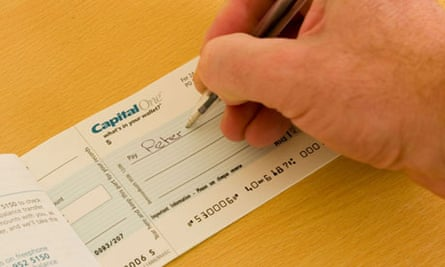Abolition of cheques to be reconsidered