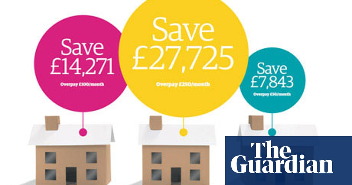 How To Take Years Off Your Mortgage Money The Guardian