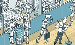 Computer says: you're fired. How technoogy is changing the way we work