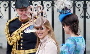 Hats off to Princess Beatrice as she auctions royal wedding hat on eBay