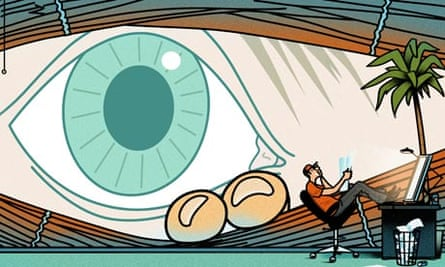 Workforce surveillance: Is your boss keeping a private eye on you?