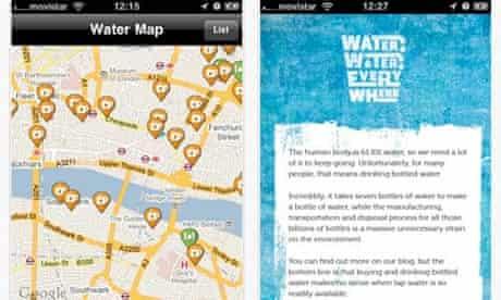 Water Water Everywhere – consumer app of the week
