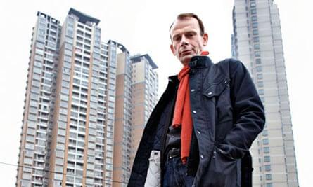 Andrew Marr megacities