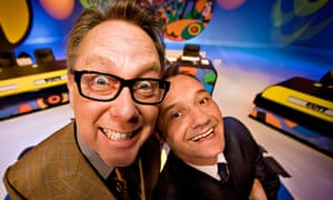 What can you do with a degree in Law. Become a comedian like Bob Mortimer