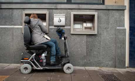 Disabled people 'face additional debt difficulties'