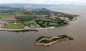 Pirate island Sully for sale … off the Welsh coast