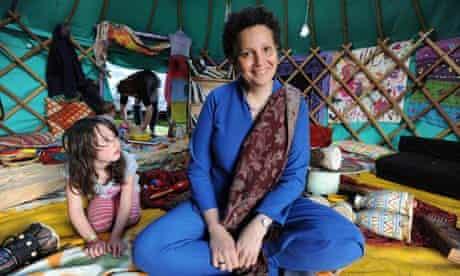 Professional storyteller Sita Brand