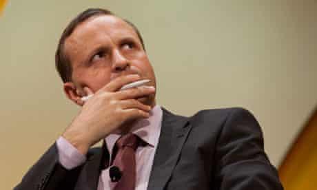 Steve Webb, Minnister for Pensions