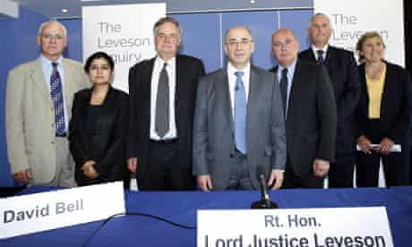 Lord Justice Leveson Convenes First Formal Phone-hacking Inquiry Meeting