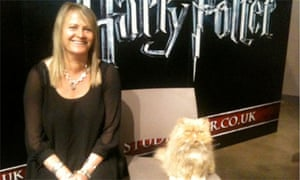 Animal trainer Julie Tottman