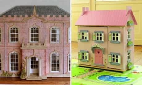 Dolls house comparison