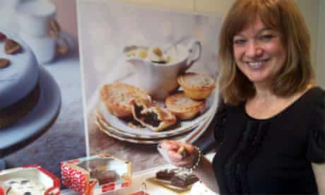 Helen Brennan, who is in charge of product development – cakes at M&S