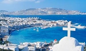Mykonos, Greek Island