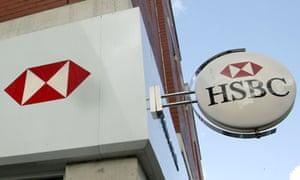 HSBC in Croydon High Street, London