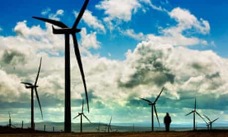 Whitelee, Europe's largest onshore wind farm