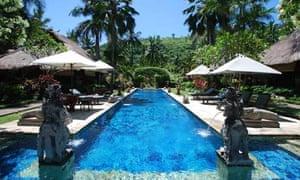 Puri Mas resort and spa, Lombok, Indonesia