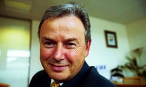 Sir Clive Thompson, former Farepak chairman