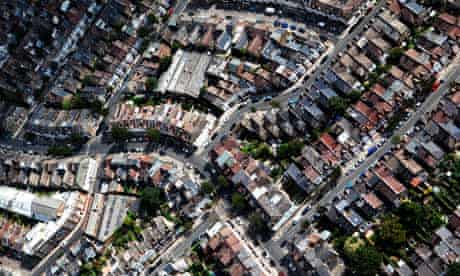 Housing in south London