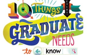 10 things every graduate should know illustration