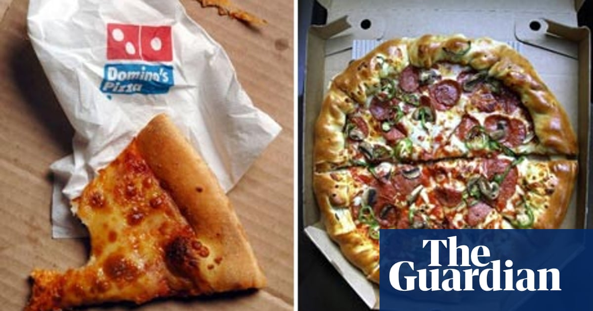Store Wars Domino S And Pizza Hut Consumer Affairs The Guardian