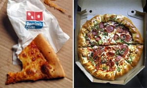 Store Wars Dominos And Pizza Hut Money The Guardian