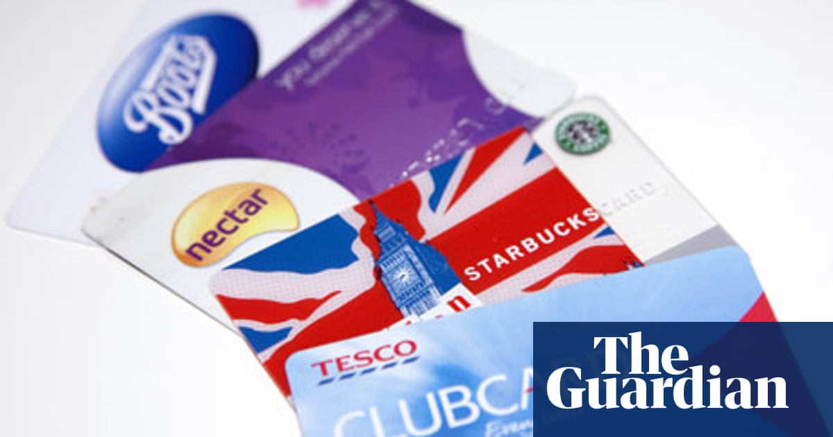 Loyalty cards: the points, the prizes, the nasty surprises