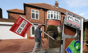 Estate agent For Sale signs