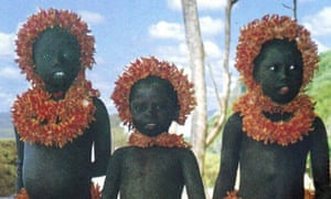 boys from Jarawa tribe