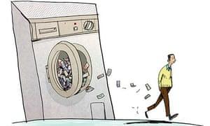 Washing machine warranty that cost 3000 money the guardian 3000 washing machine illustration spiritdancerdesigns Image collections