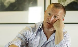 Outgoing head of investment for Invesco Perpetual, Neil Woodford