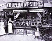 Old Co-operative Store